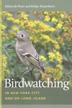 Birdwatching in New York City and on Long Island (Paperback)