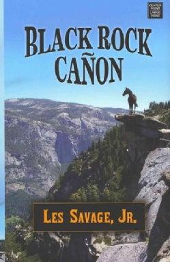 Black Rock Canon (Hardcover)