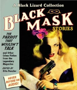 The Parrot That Wouldn't Talk: And Other Crime Fiction from the Legendary Magazine (CD-Audio)
