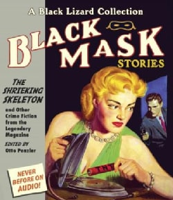 The Shrieking Skeleton And Other Crime Fiction from the Legendary Magazine (CD-Audio)