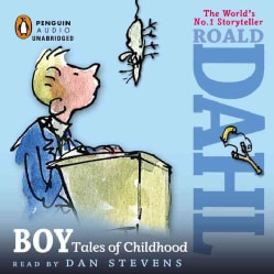 Boy: Tales of Childhood (CD-Audio)