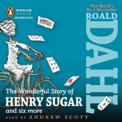 The Wonderful Story of Henry Sugar and Six More (CD-Audio)