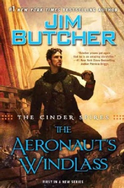 The Aeronaut's Windlass (CD-Audio)