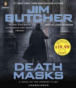 Death Masks (CD-Audio)