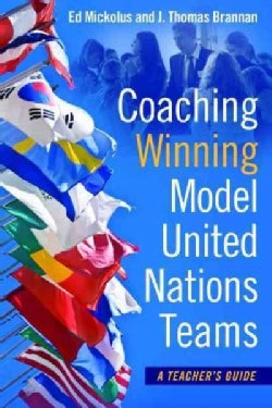 Coaching Winning Model United Nations Teams (Paperback)