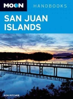 Moon Handbooks San Juan Islands (Paperback)