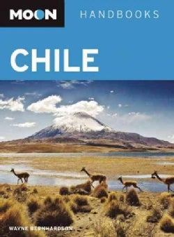Moon Handbooks Chile: Including Easter Island (Paperback)