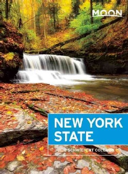 Moon New York State (Paperback)