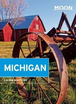 Moon Michigan (Paperback)