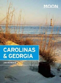 Moon Carolinas & Georgia (Paperback)