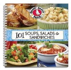 101 Soups, Salads & Sandwiches (Paperback)