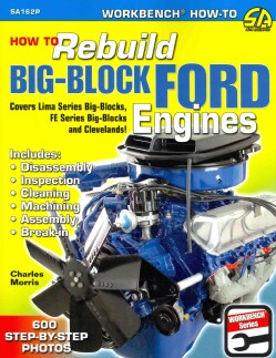 How to Rebuild Big-Block Ford Engines (Paperback)
