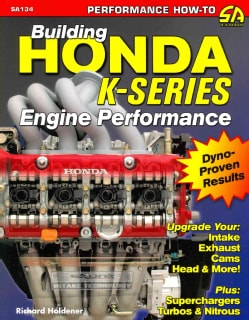 Building Honda K-Series Engine Performance (Paperback)