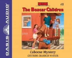 Caboose Mystery (CD-Audio)