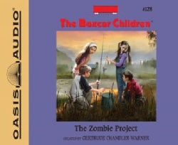 The Zombie Project (CD-Audio)