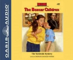 The Tattletale Mystery (CD-Audio)