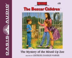 The Mystery of the Mixed-Up Zoo (CD-Audio)