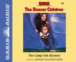 The Camp-Out Mystery (CD-Audio)