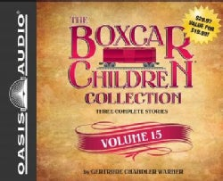 The Boxcar Children Collection: The Mystery on Stage / the Dinosaur Mystery / the Mystery of the Stolen Magic (CD-Audio)