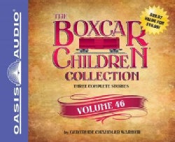 The Boxcar Children Collection: The Mystery of the Grinning Gargoyle / The Mystery of the Missing Pop Idol / The M... (CD-Audio)
