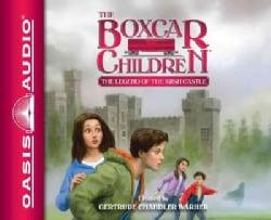 The Legend of the Irish Castle (CD-Audio)