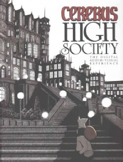 Cerebus: High Society: The Audio/Digital Experience (DVD video)