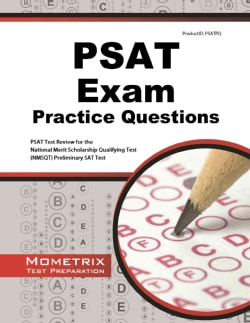 Psat Exam Practice Questions: PSAT Practice Test Review for the National Merit Scholarship Qualifying Test (NMSQT... (Paperback)