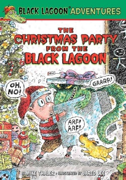 The Christmas Party from the Black Lagoon (Hardcover)