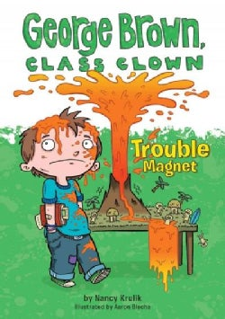 Trouble Magnet (Hardcover)