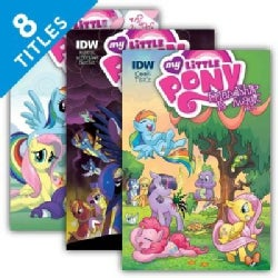 My Little Pony: Friendship Is Magic (Hardcover)
