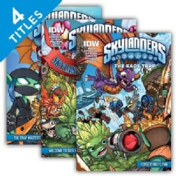 Skylanders Set: The Kaos Trap (Hardcover)