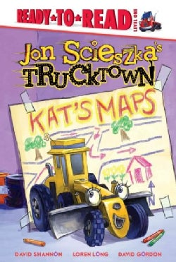 Kat's Maps (Hardcover)