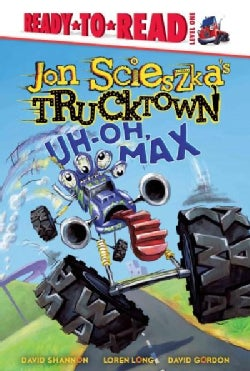 Uh-Oh, Max (Hardcover)