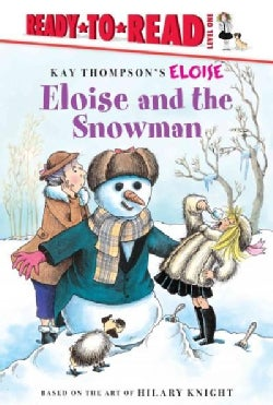 Eloise and the Snowman (Hardcover)