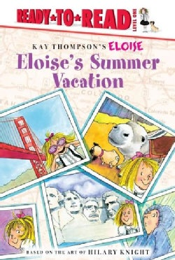Eloise's Summer Vacation (Hardcover)