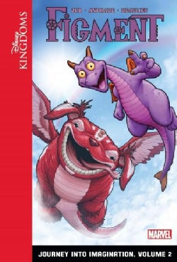 Figment Journey into Imagination 2 (Hardcover)