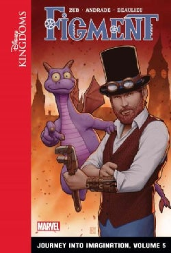 Figment Journey into Imagination 5 (Hardcover)