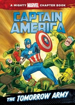 Captain America: The Tomorrow Army (Hardcover)