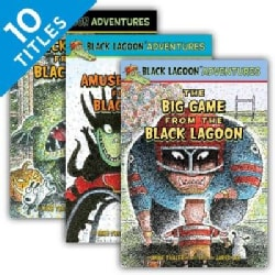Black Lagoon Adventures (Hardcover)