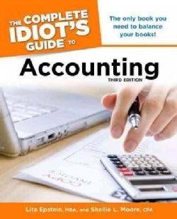 The Complete Idiot's Guide to Accounting (Paperback)