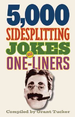 5,000 Sidesplitting Jokes and One-Liners (Paperback)