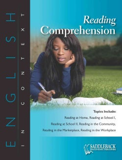Reading Comprehension 2011 (Paperback)