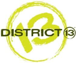 District 13 Series Complete Set (Paperback)