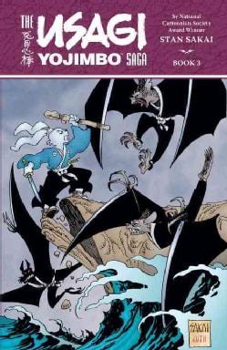 The Usagi Yojimbo Saga 3 (Hardcover)