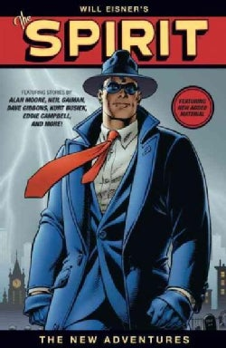 Will Eisner's the Spirit: The New Adventures (Hardcover)