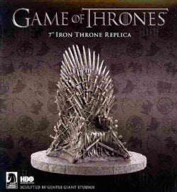 "Game of Thrones: Iron Throne 7"" Replica: Iron Throne 7"" Replica (General merchandise)"