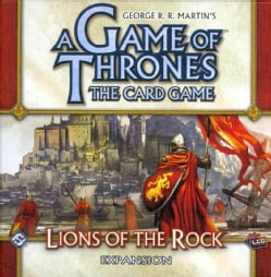 A Game of Thrones the Card Game: Lions of the Rock Expansion (Cards)