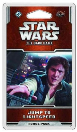 Star Wars Lcg - Jump to Lightspeed Pack Expansion (Game)