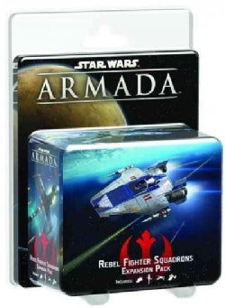 Star Wars Armada - Rebel Fighter Squadrons Expansion Pack (Cards)