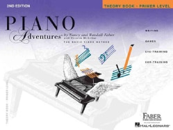 Piano Adventures - Primer Level: Theory Book (Paperback)